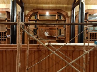 Công trình gỗ 6